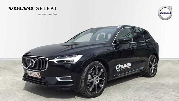 Volvo XC60 II Inscription T8 Twin Engine eAWD plug-in hybride: